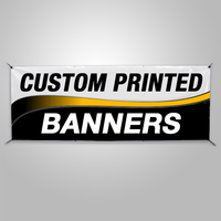 Vinyl Banners 2ft x up to 8ft